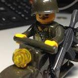 自衛隊偵察オートバイマニアックス|第19偵察隊の中の人